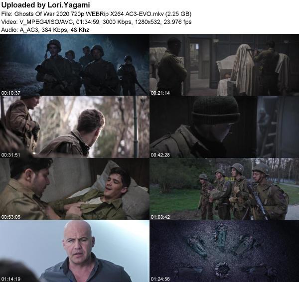 Ghosts Of War 2020 720p WEBRip X264 AC3-EVO