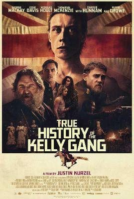 True History of the Kelly Gang 2019 BRRip XviD AC3-XVID