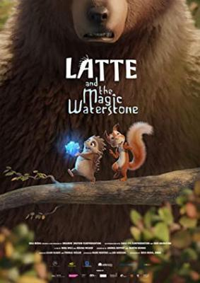 Latte And The Magic Waterstone 2020 1080p WEBRip X264 DD 5 1-EVO
