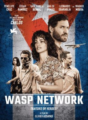 Wasp Network 2019 720p BRRip XviD AC3-XVID