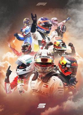 Формула 1. Сезон 2020. Этап 2. Гран-при Штирии. Гонка [12.07] (2020) HDTVRip 720p