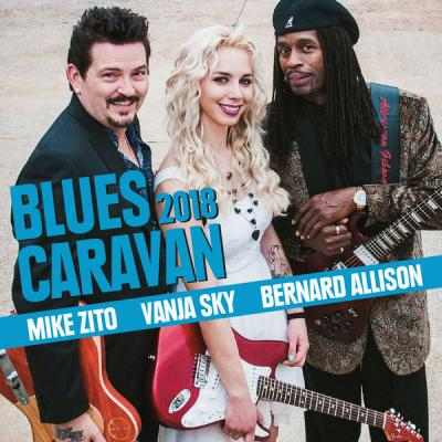 VA - Blues Caravan Live 2018