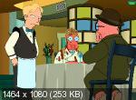 Футурама / Futurama [Сезон: 3] (2000-2001) WEBRip-HEVC 1080p | 2x2