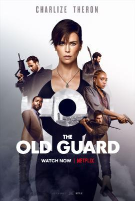 The Old Guard 2020 HDRip XviD AC3 LLG