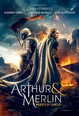 Arthur Merlin Knights Of Camelot (2020) -720p- -WEBRip- -YTS-
