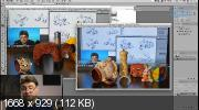 Adobe photoshop: коллаж. Первое знакомство (2020)