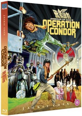 Доспехи Бога 2: Операция Кондор / Fei ying gai wak (1991) BDRip 720р | Remastered