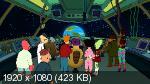 Футурама / Futurama [Сезон: 6] (2010-2011) BDRip-HEVC 1080p   2x2