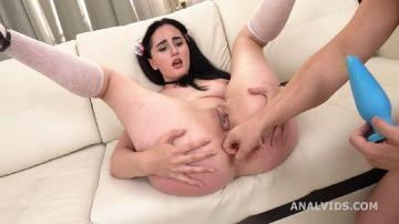 Mr. Anderson Anal Casting Alexa Black Welcome to Porn with Balls Deep Anal, Gapes and Cum in Mouth GL241 (2020) HD 720p