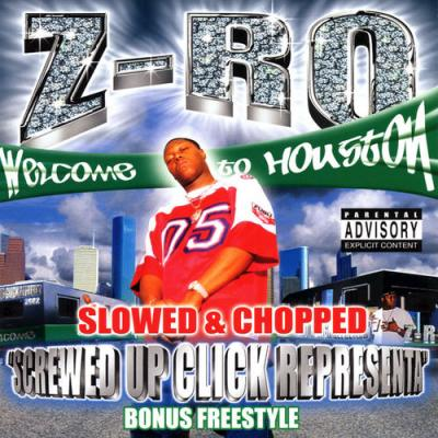 Z-Ro; Mr. 3-2; H2O - Screwed Up Click Representa (Screwed)