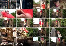 Abigail Dupree - Captured Firecracker Redhead   SensualPain.com   2020   FullHD