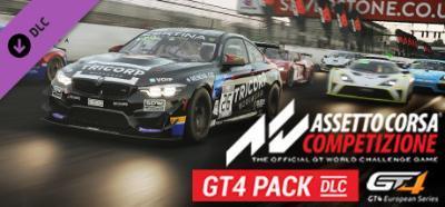 Assetto Corsa Competizione GT4 Pack CODEX