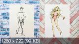 Обучаем рисунку в стиле «Manga» (Аниме) (2018)