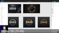 Фигма с нуля. От основ к первым макетам (2020) HDRip